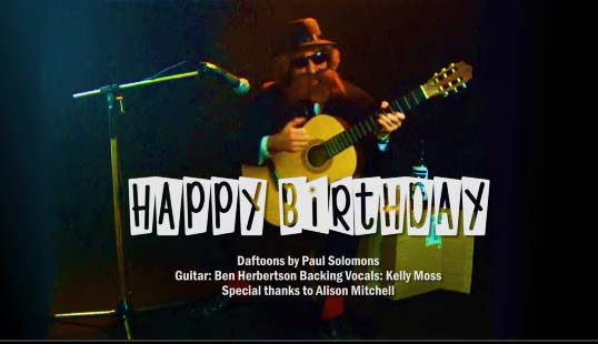 baggins birthday blues - YouTube