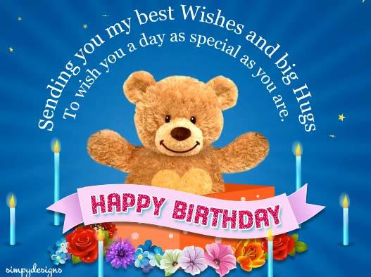 Free Happy Birthday ECards Greeting Cards