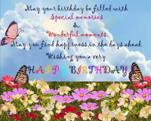 Let Us Celebrate Your Special Day Free Happy Birthday