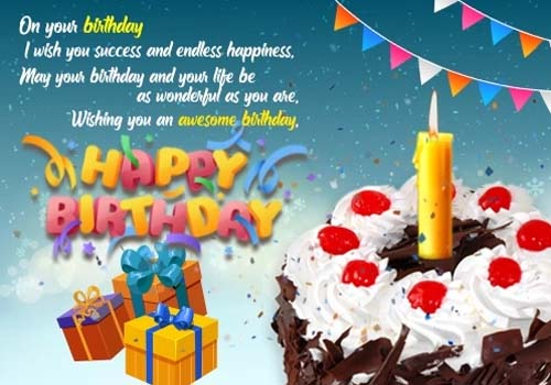 a happy birthday wish free happy birthday ecards