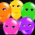 Singing Happy Birthday Balloons.