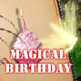 Magical Birthday Butterfly Wishes!
