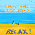 Relax! On Your Birthday!