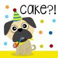 Do I Smell  Birthday Cake?