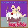 A Funny Birthday Ecard.