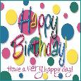 A Pretty Polka Dot Birthday!