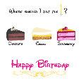 Happy Birthday Cake Factory.