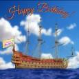 Happy Birthday Tall Ship...