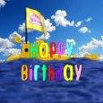 Happy Birthday Submarine.