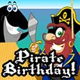 Pirate Birthday...