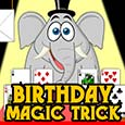 Birthday Magic Trick...