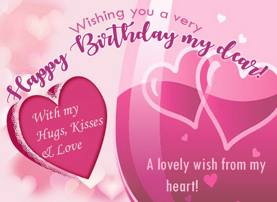 A Lovely Wish From My Heart!