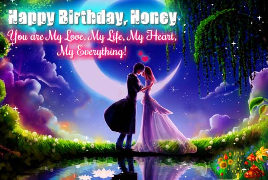 Birthday Wishes Funny For Husband ~ Most romantic birthday wishes free for husband wife ecards