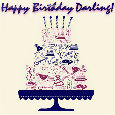 Darling, Happy Birthday...