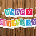 Home : Birthday : Happy Birthday Images - Happy Birthday To You.