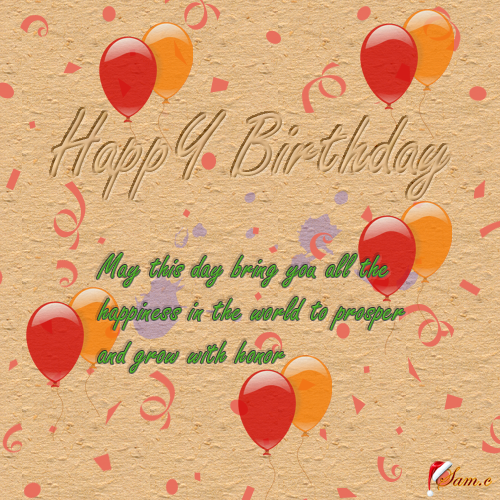 Birthday Free For Kids ECards Greeting Cards Greetings - Free childrens birthday verses for cards