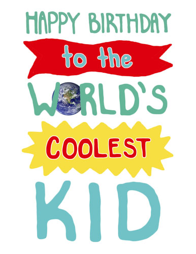 Happy Birthday To The Worlds Free For Kids ECards