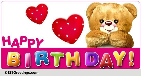 Happy Birthday Free For Kids Ecards Greeting Cards 123