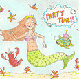 Mermaid Party!