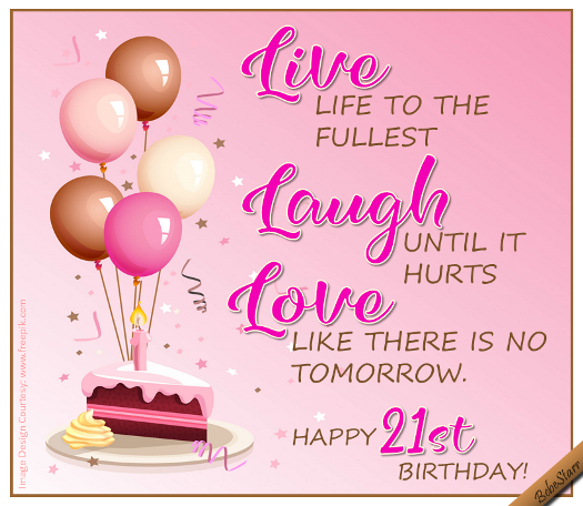 Live Laugh Love Free Milestones eCards Greeting Cards – Live Birthday Greetings
