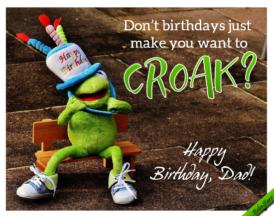 Don't Croak!