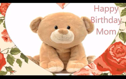 Happy Birthday To My Mom Free For Mom Amp Dad Ecards