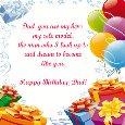 Happy Birthday To My Dad!!