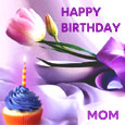 Happy Birthday My Mom!