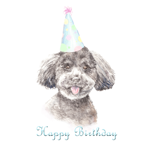Happy Birthday Dog Free Pets ECards Greeting Cards