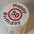 Home : Birthday : Happy Birthday Quotes - Half A Century!