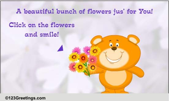 Roses And Smiles Free For Son Amp Daughter Ecards Greeting