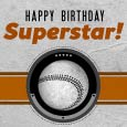 Baseball Birthday!