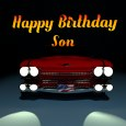 Happy Birthday Car.