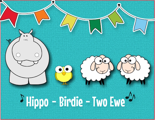 Sing Happy Birthday With Animals!