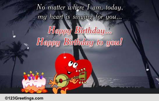 birthday songs cards, free birthday songs ecards, greeting cards, Birthday card