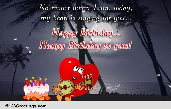 Birthday Songs Cards, Free Birthday Songs eCards, Greeting ...