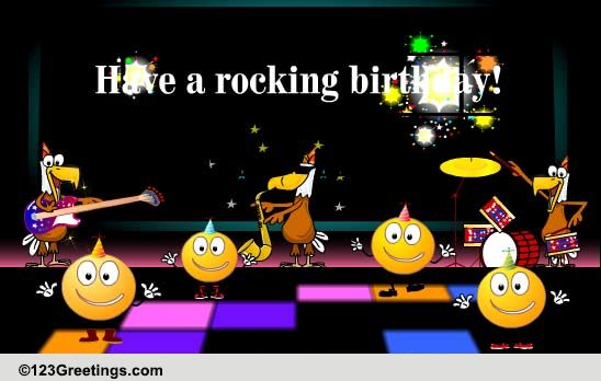 Birthday Wishes For Daughter Quotes Have A Rocking Birthda...