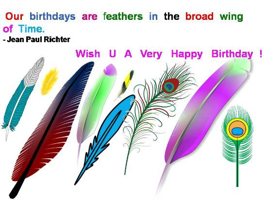 A Unique Birthday Wish