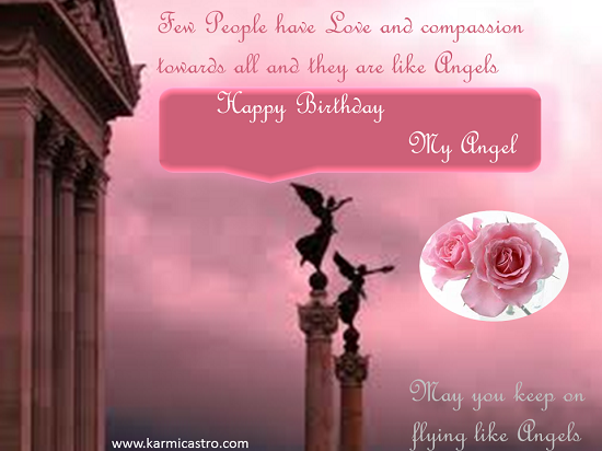 Happy birthday angel free specials ecards greeting cards 123 happy birthday angel m4hsunfo