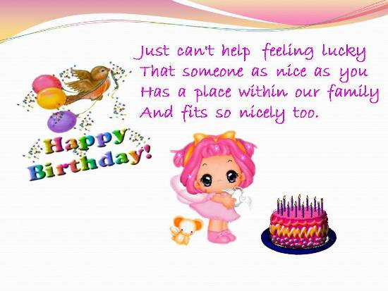 Birthday Wishes For Someone Special.