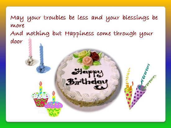 Birthday Wish For Someone Special Free Birthday Wishes eCards – Special Birthday Cards for Someone Special