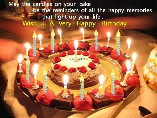 Greet Loved Ones On Their Birthday Free Birthday Wishes eCards – 123 Greetings Birthday Cards