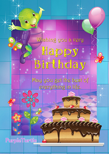 Magical Birthday Wishes! Free Birthday Wishes eCards, Greeting Cards | 123 Greetings