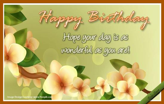 Simple Birthday Wish Free Wishes eCards Greeting Cards – Birthday Greetings Ecards for Friends