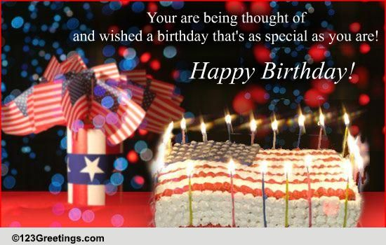 Special Birthday Wishes Free Birthday Wishes Ecards