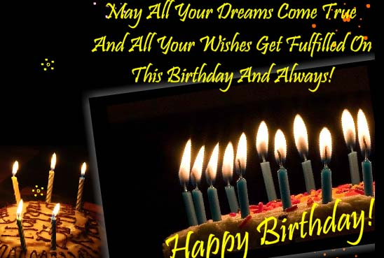 Birthday Wishes Male Cousin ~ May god bless you with sunshine! free birthday wishes ecards 123