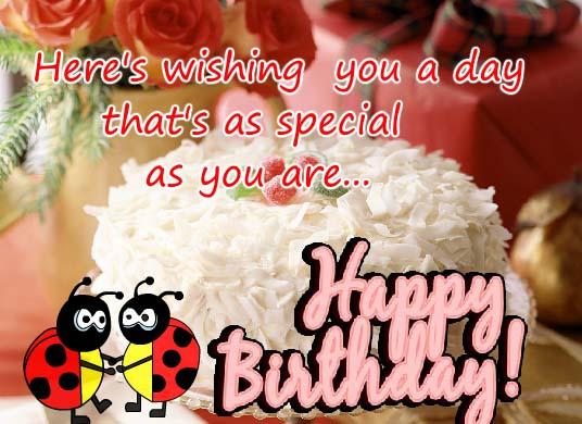 Happy Birthday Bee Dance Free Birthday Wishes Ecards