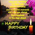 Birthday Message.