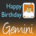 Happy Birthday Adventuresome Gemini!