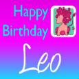 Happy Birthday Noble Leo!
